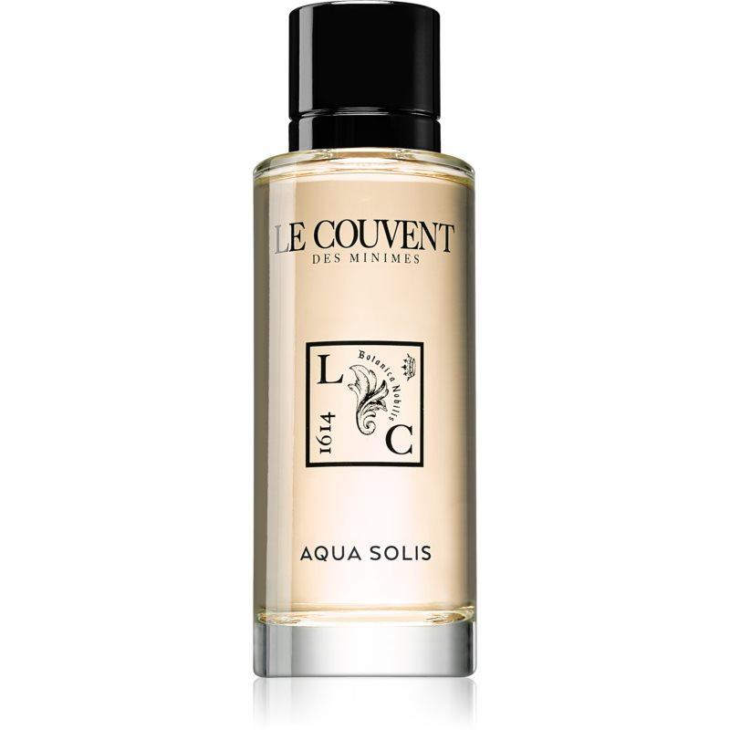 Le Couvent Maison de Parfum Botaniques  Aqua Solis eau de toilette unissexo 100 ml