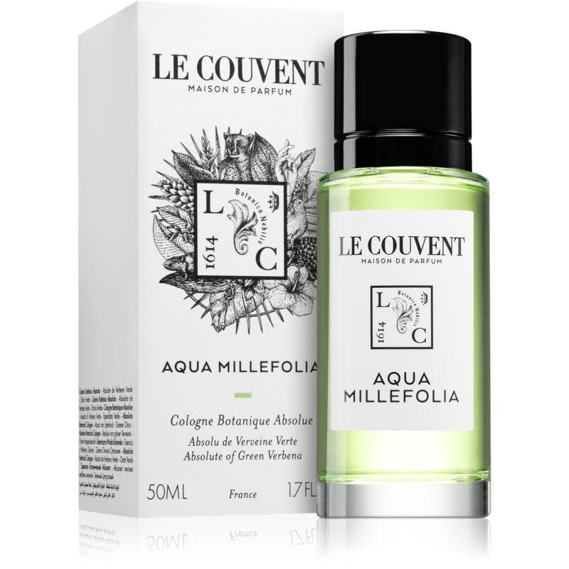 Le Couvent Maison de Parfum Cologne Botanique Absolue Aqua Millefolia Eau de Cologne unisex 50 ml