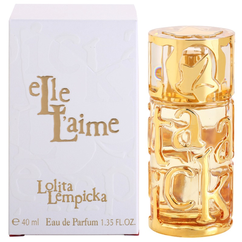 Lolita Lempicka Elle L'aime eau de parfum para mujer 40 ml