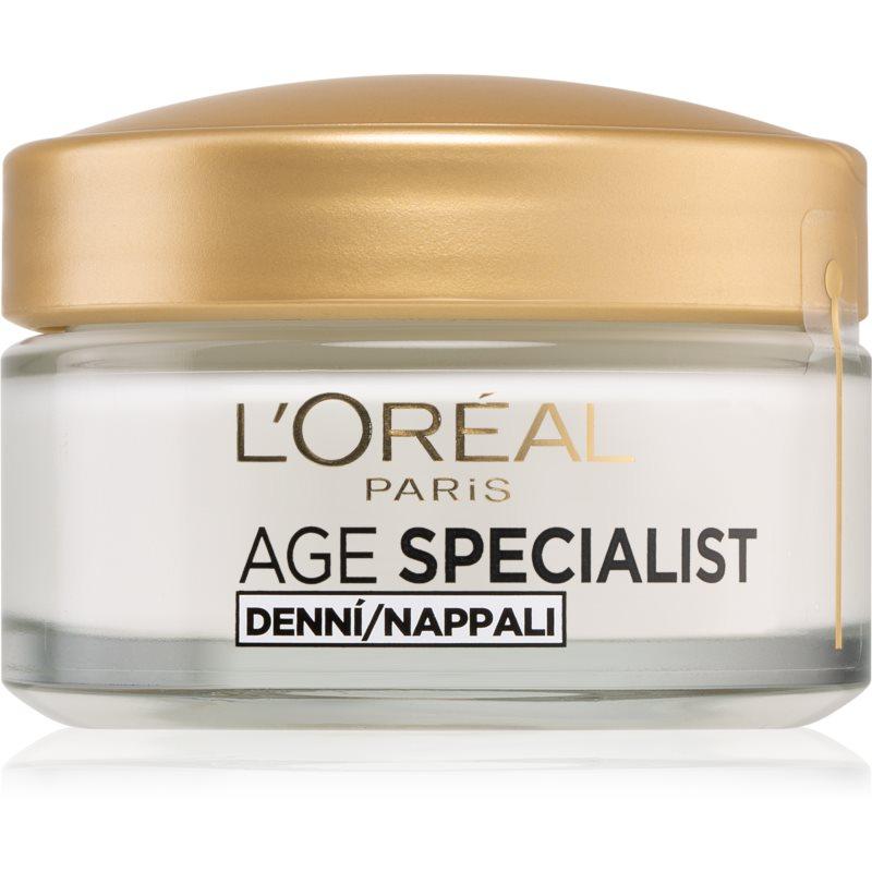 L'Oréal Paris Age Specialist 65+ crema de zi cu efect de refacere antirid 50 ml thumbnail
