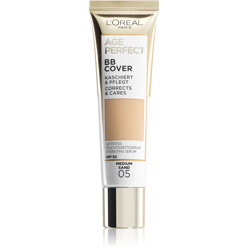 L'Oréal Paris Age Perfect BB Cover crema BB culoare 05 Medium Sand 30 ml thumbnail