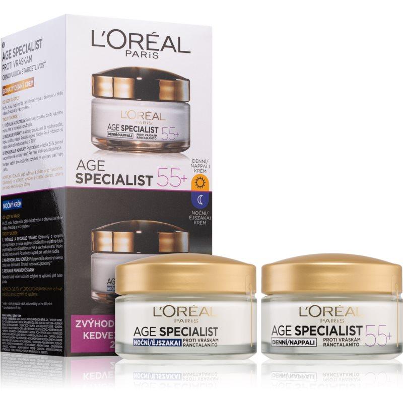 L'Oréal Paris Age Specialist 55+ set de cosmetice I. pentru femei thumbnail