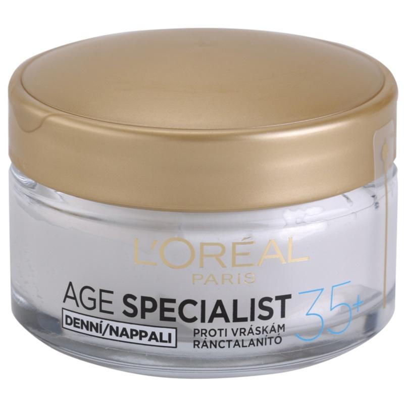L'Oréal Paris Age Specialist 35+ crema de zi antirid 50 ml thumbnail