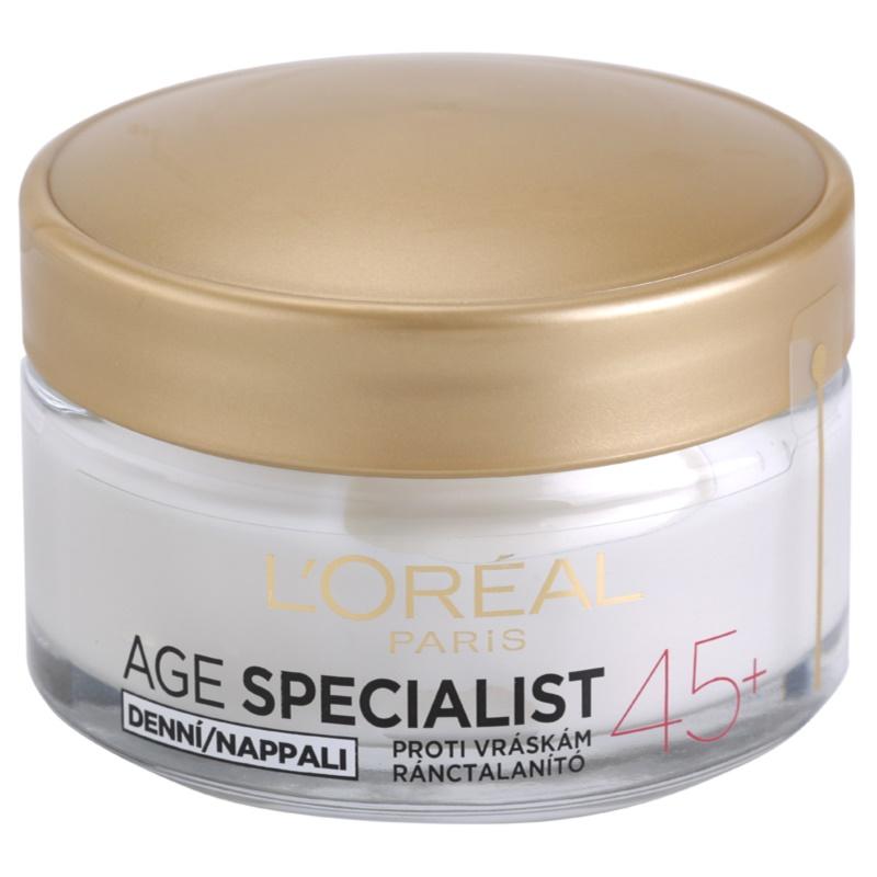L'Oréal Paris Age Specialist 45+ crema de zi antirid 50 ml thumbnail