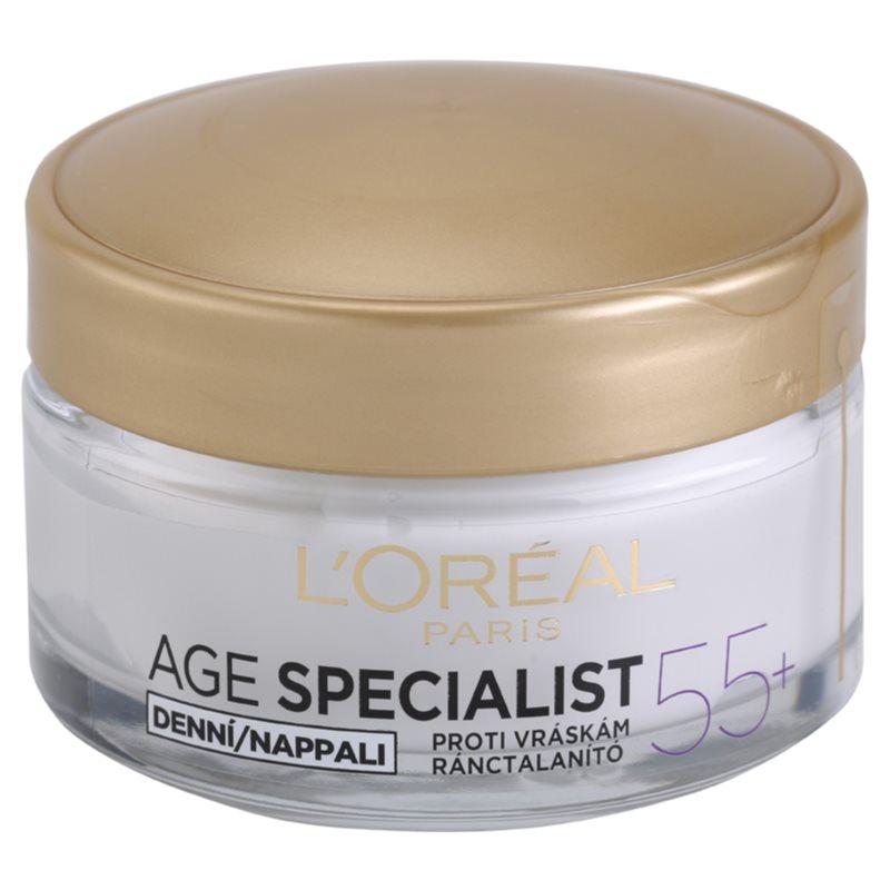 L'Oréal Paris Age Specialist 55+ crema de zi antirid 50 ml thumbnail
