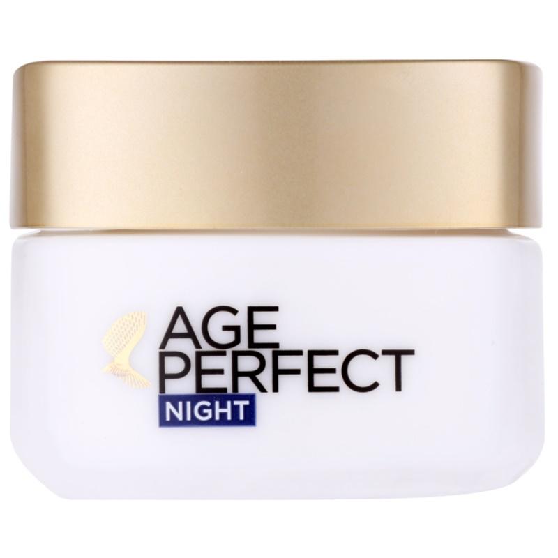 L'Oréal Paris Age Perfect crema de noapte pentru reintinerire 50 ml thumbnail