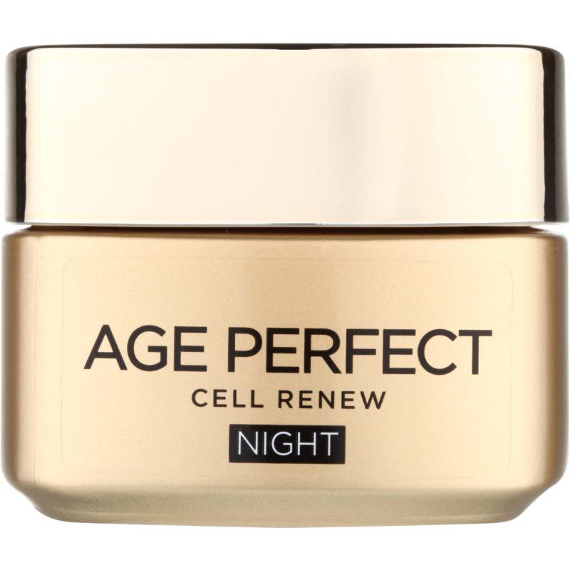 L'Oréal Paris Age Perfect Cell Renew crema de noapte pentru regenerarea celulelor pielii 50 ml thumbnail
