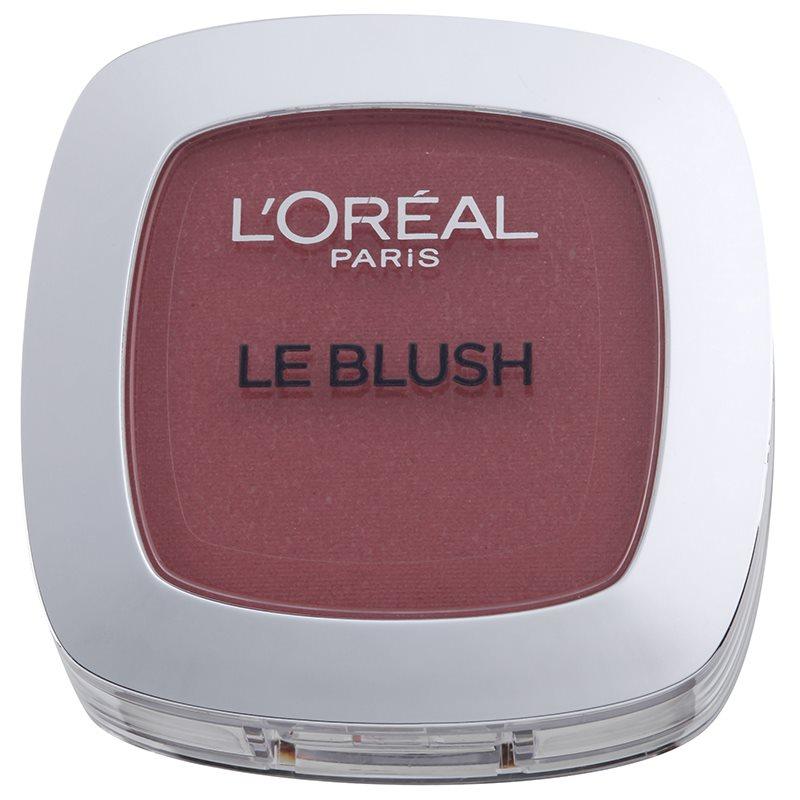 L'Oréal Paris True Match Le Blush blush culoare 145 Rosewood 5 g thumbnail
