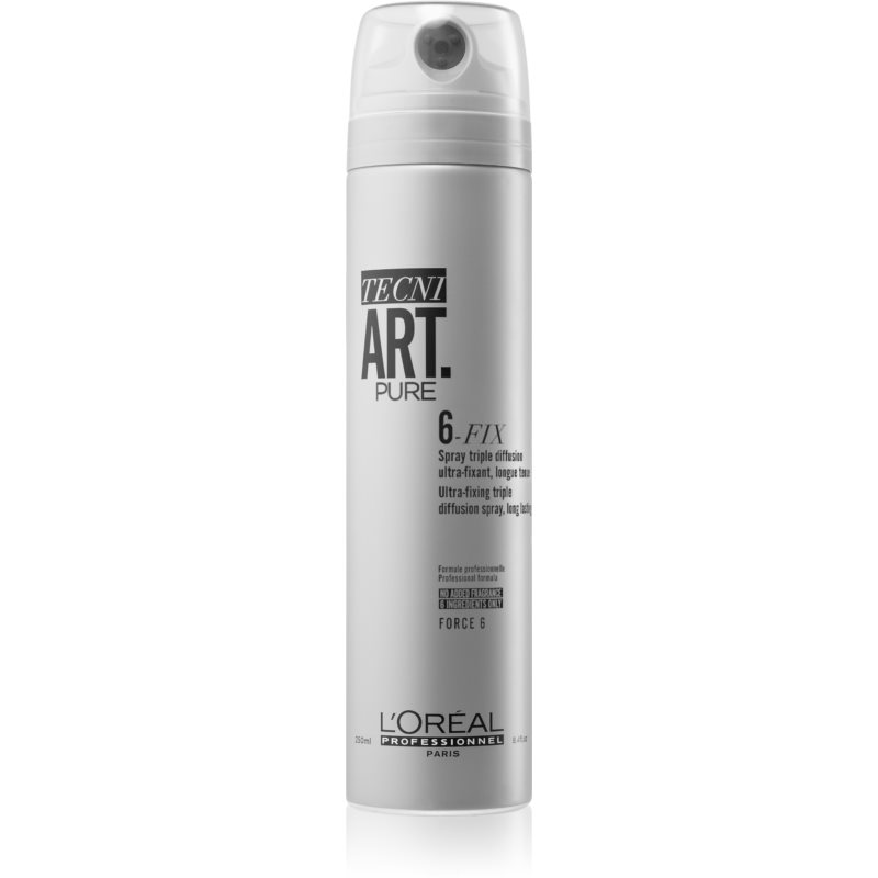 L'Oréal Professionnel Tecni.Art 6-Fix fixační sprej s extra silnou fixací 250 ml