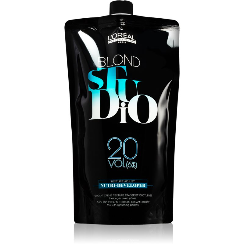 L'Oréal Professionnel Blond Studio Nutri Developer lotiune activa 6 % 20 Vol. 1000 ml thumbnail