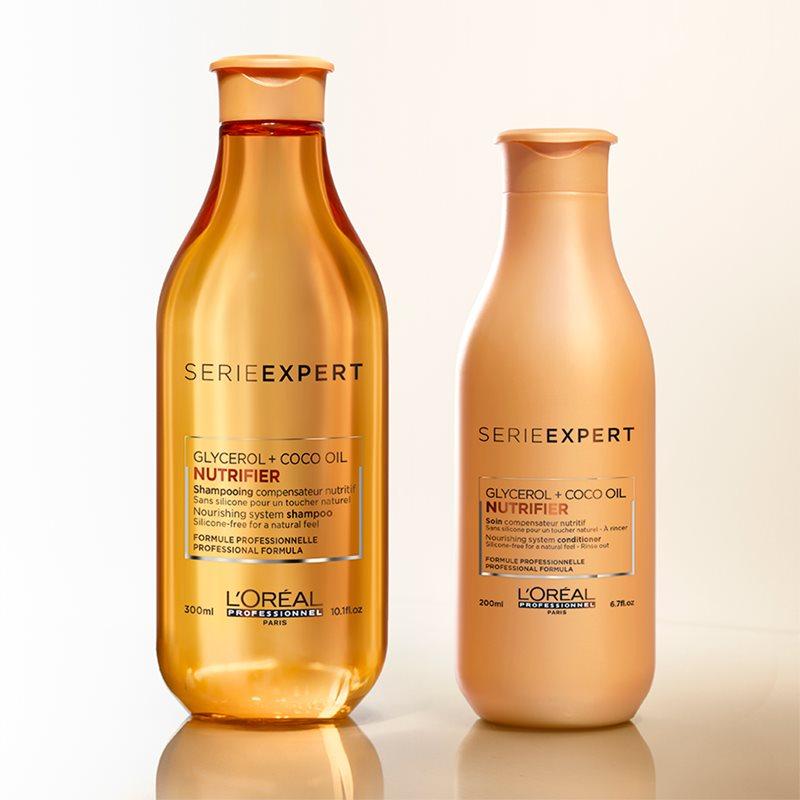 L'Oréal Professionnel Serie Expert Nutrifier tápláló kondícionáló szilikonmentes 200 ml