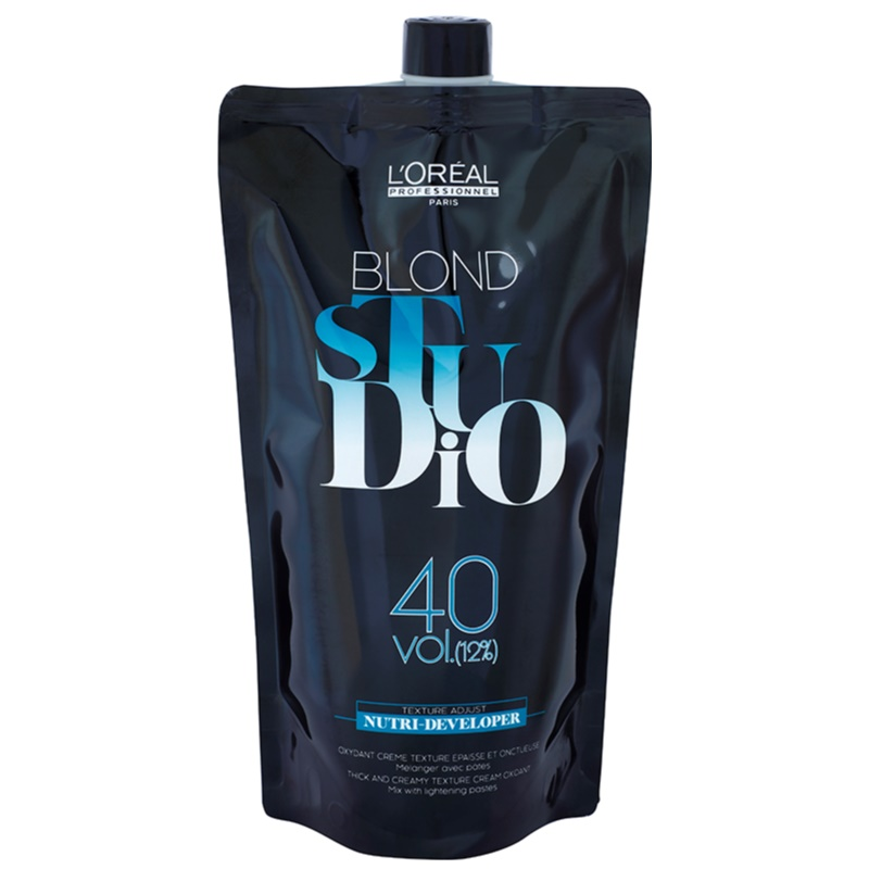 L'Oréal Professionnel Blond Studio Nutri Developer lotiune activa 12 % 40 Vol. 1000 ml thumbnail