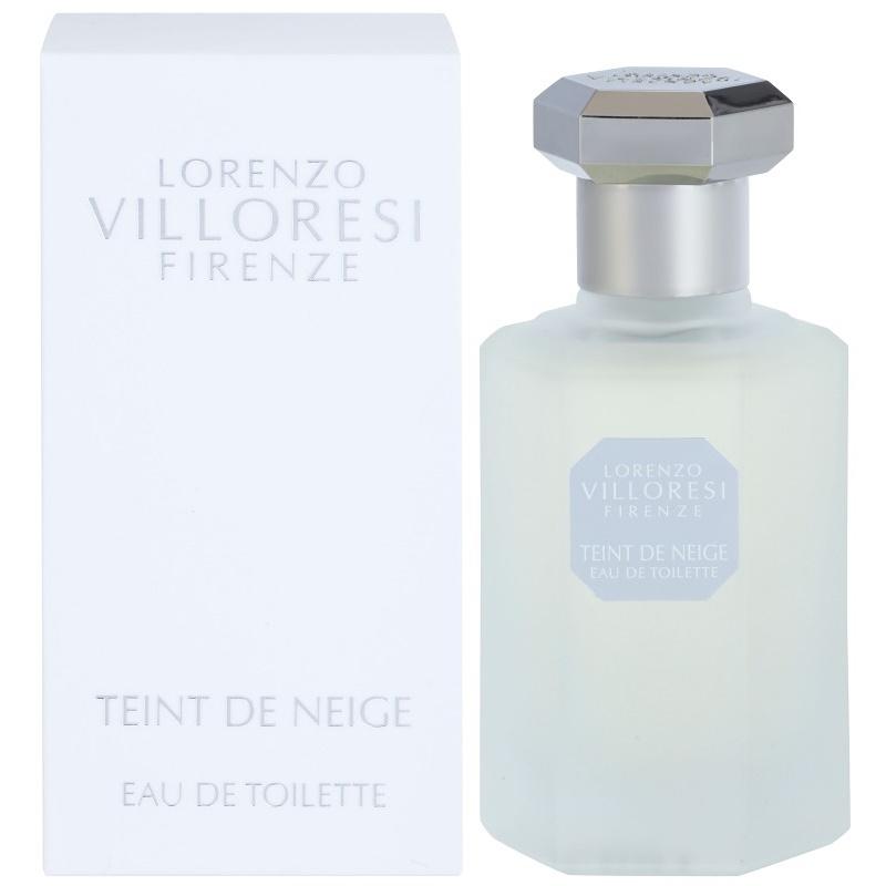 Lorenzo Villoresi Teint de Neige Eau de Toilette unisex 50 ml