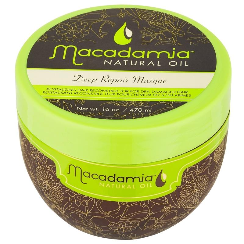 Macadamia Natural Oil Care маска за суха и увредена коса 470 мл.