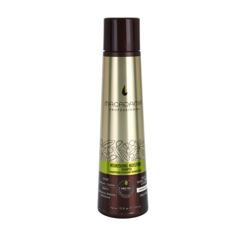 Macadamia Natural Oil Pro Oil Complex подхранващ шампоан с хидратиращ ефект 300 мл.