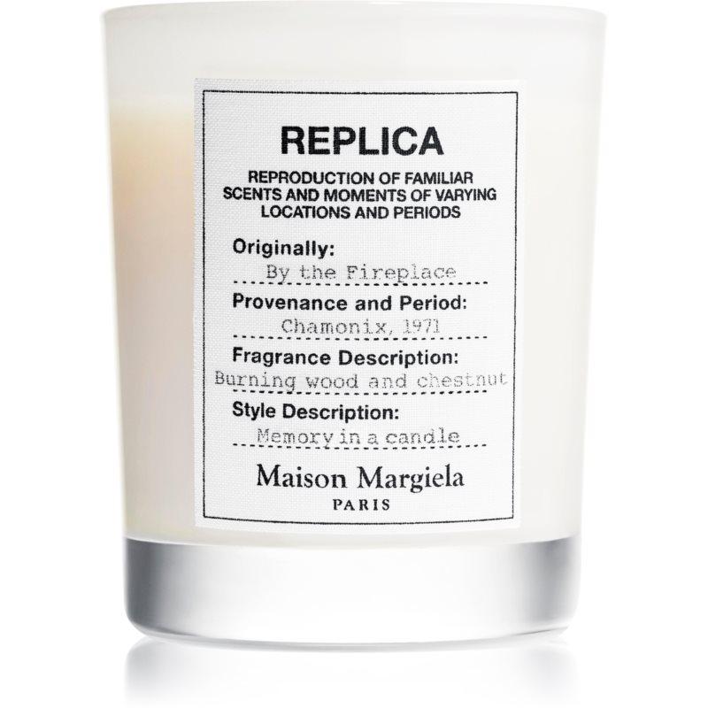 Maison Margiela REPLICA By the Fireplace vonná sviečka 165 g