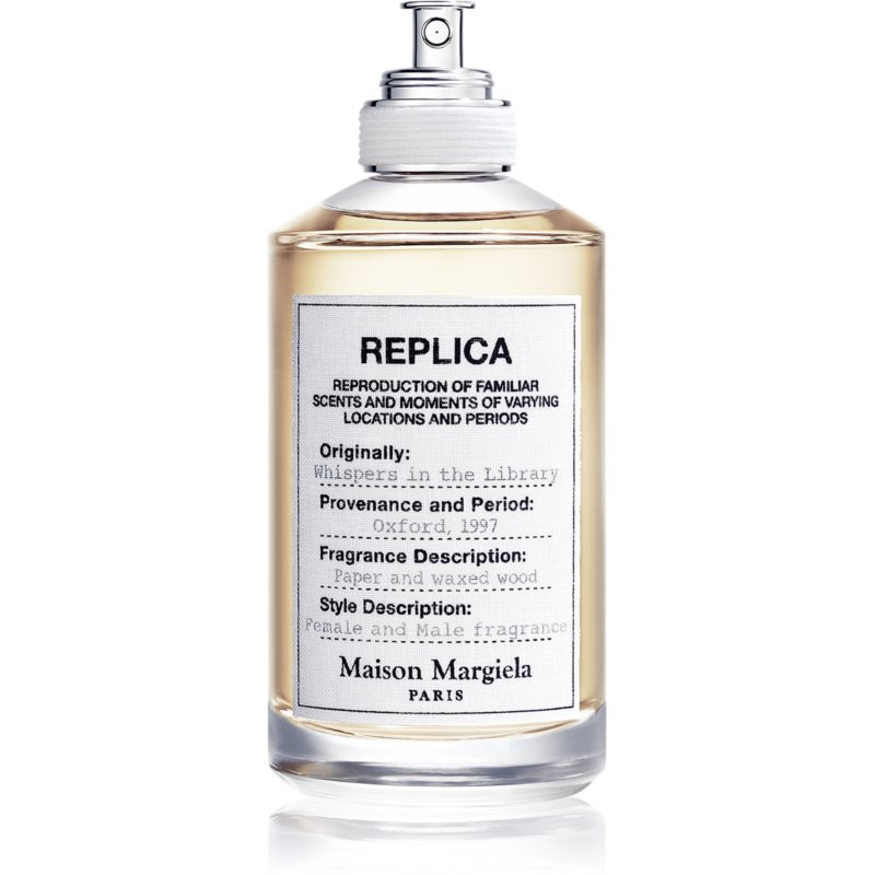 Maison Margiela REPLICA Whispers in the Library Eau de Toilette unisex 100 ml