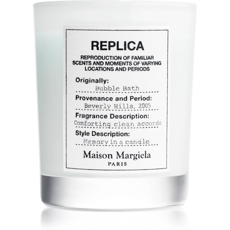 Maison Margiela REPLICA Bubble Bath vonná sviečka 165 g