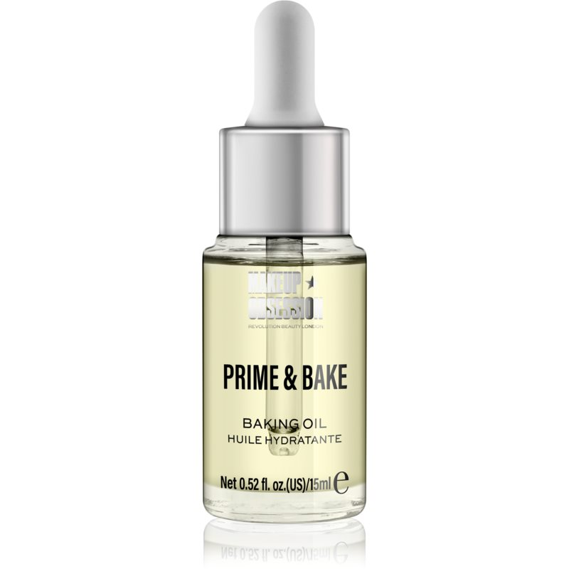 Makeup Obsession Prime & Bake озаряваща основа под фон дьо тен 15 мл.