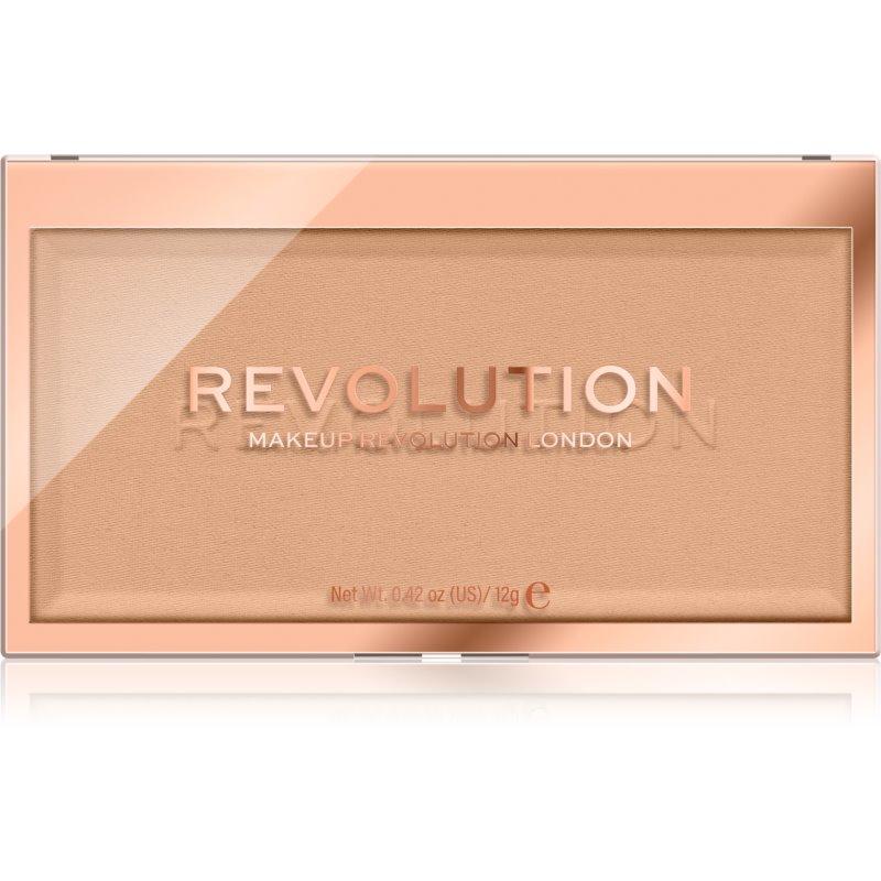 Makeup Revolution Matte Base пудра цвят P5 12 гр.