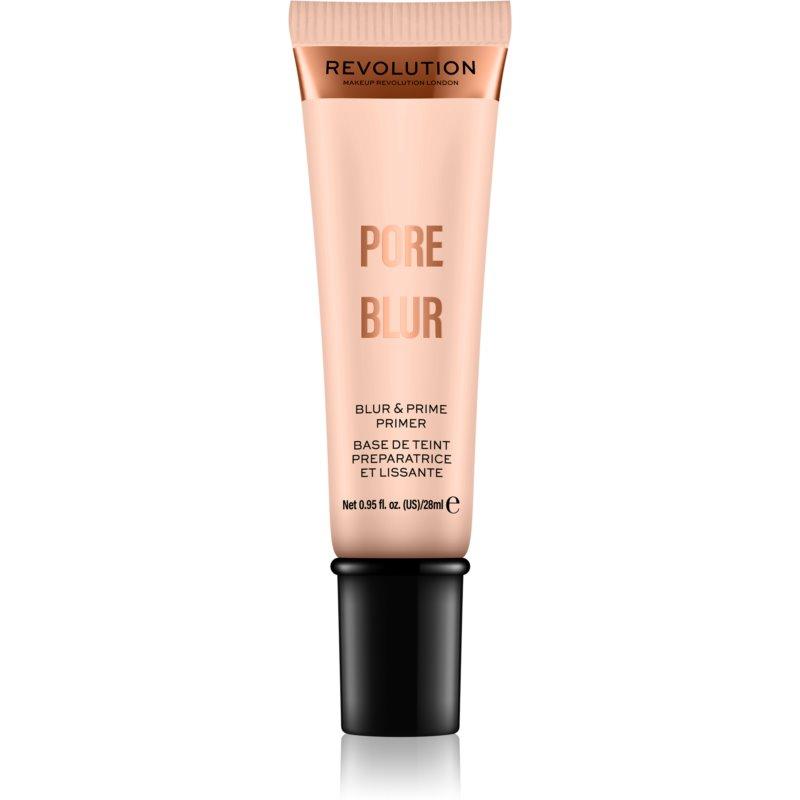 Makeup Revolution Pore Blur основа под фон дьо тен 28 мл.