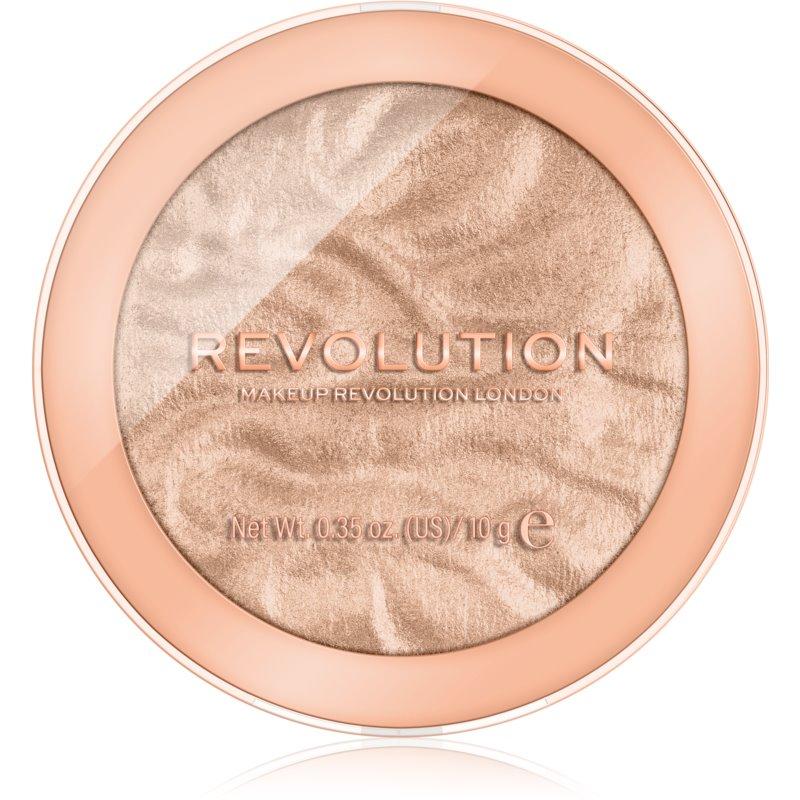 Makeup Revolution Reloaded Highlighter Farbton Just My Type 10 g
