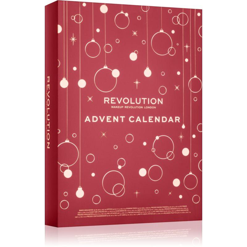 Makeup Revolution Advent Calendar 2019 Calendar de Crăciun thumbnail