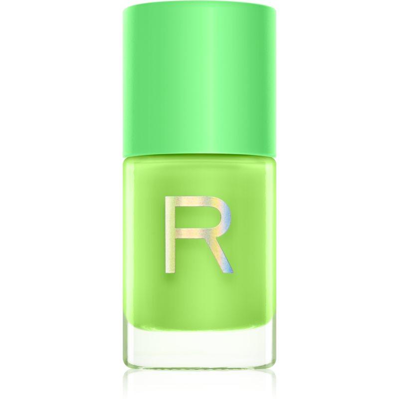 Makeup Revolution Neon neonový lak na nehty odstín Zingy 10 ml