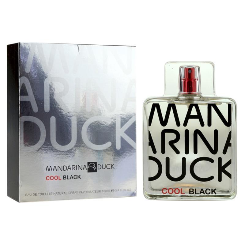 Mandarina Duck Cool Black eau de toilette uraknak 100 ml