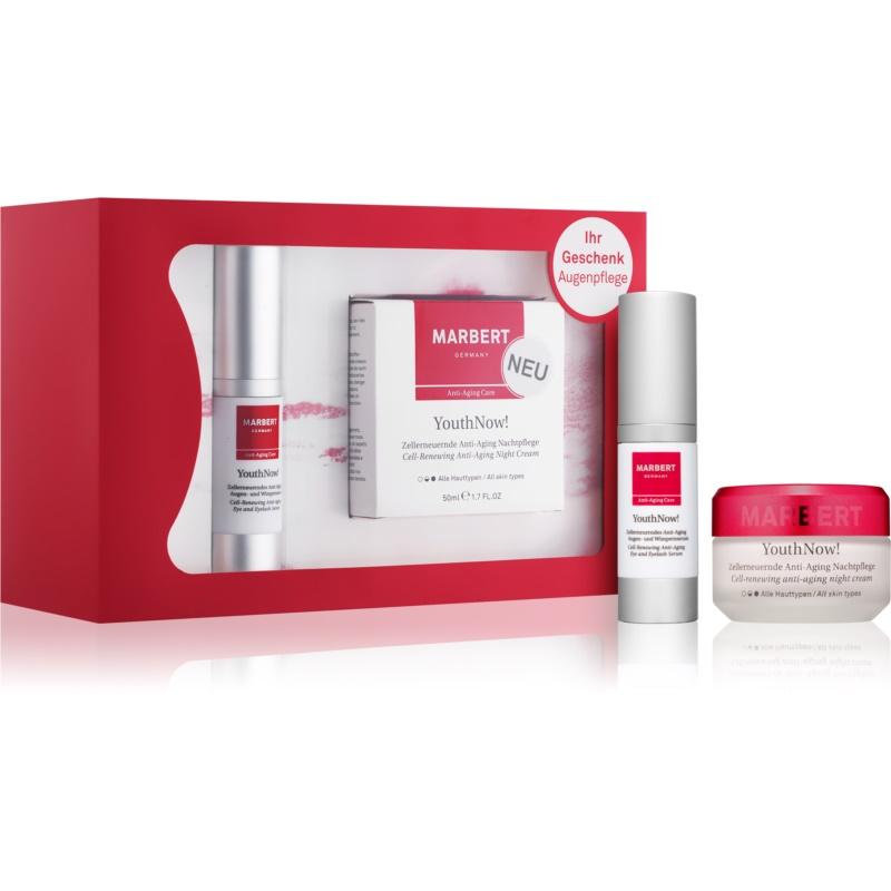 Marbert Anti-Aging Care YouthNow! козметичен комплект I. за жени