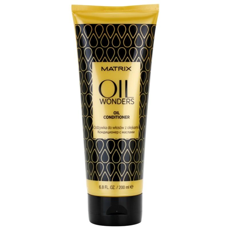 Matrix Oil Wonders Amazonian Murumuru balsam hranitor cu ulei de argan 200 ml thumbnail