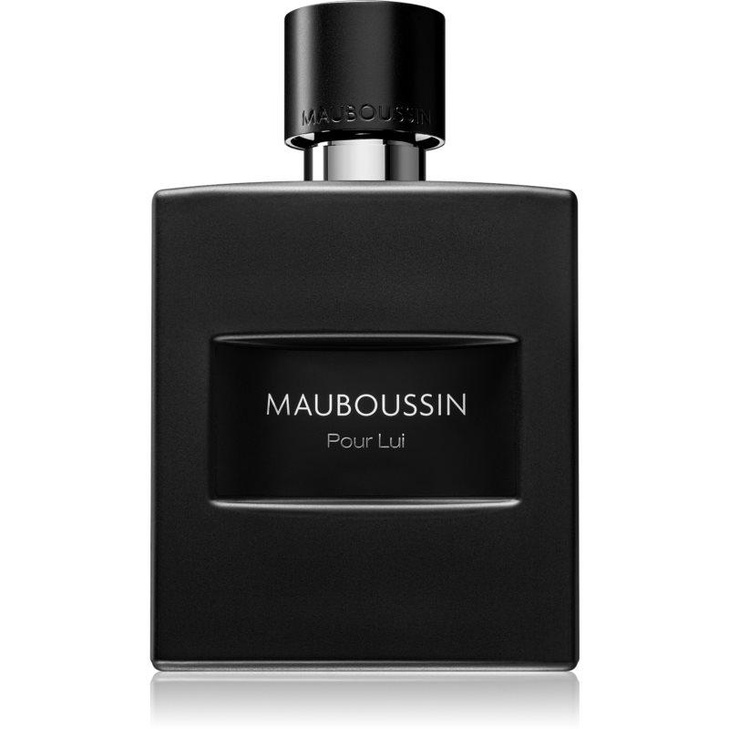 Mauboussin Pour Lui In Black eau de parfum pentru bărbați 100 ml thumbnail
