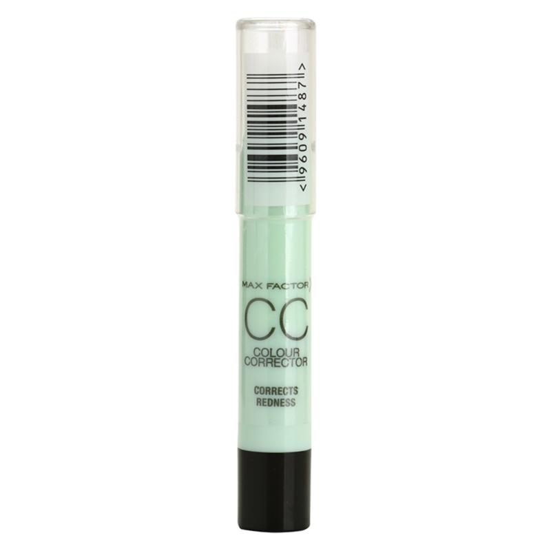 Max Factor Colour Corrector corector impotriva imperfectiunilor pielii culoare 01 Green Reducer 3,3 g thumbnail
