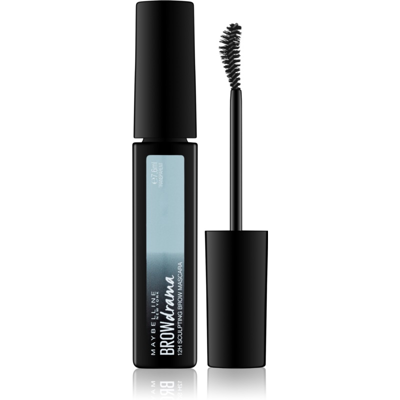 Maybelline Brow Drama mascara modelator pentru sprancene culoare Transparent 7,6 ml thumbnail