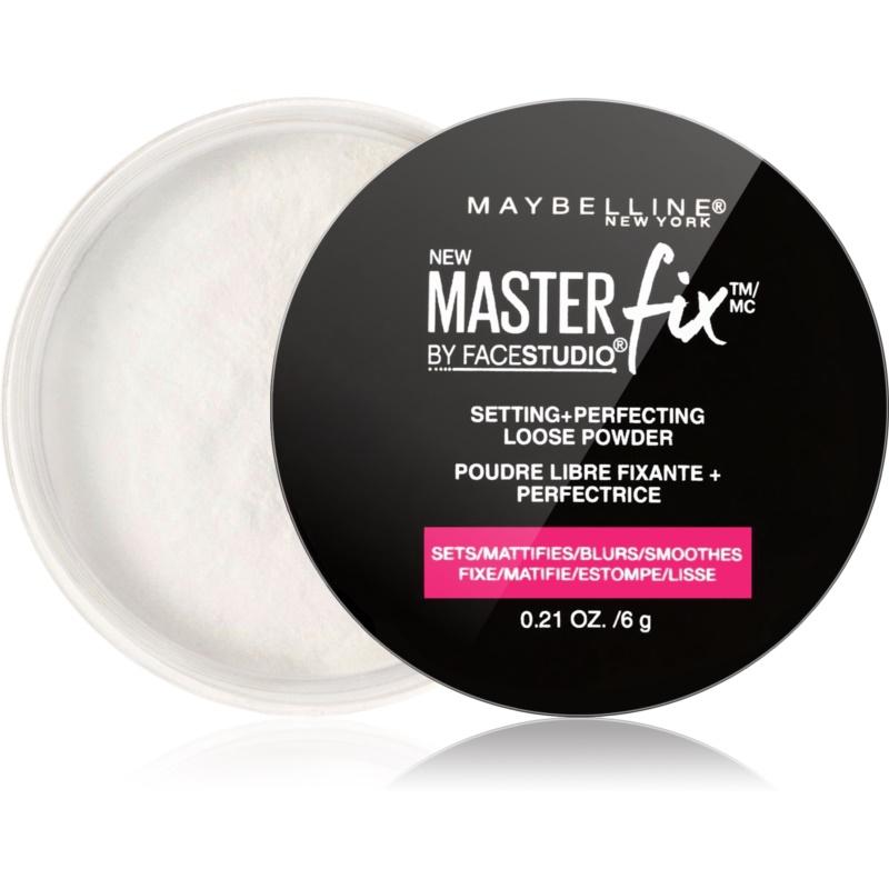 Maybelline Master Fix транспарентна пудра на прах 6 гр.