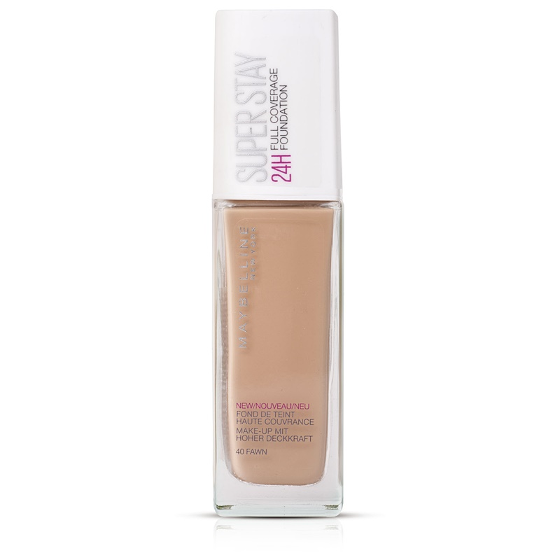 Maybelline SuperStay 24H makeup lichid culoare 40 Fawn 30 ml thumbnail