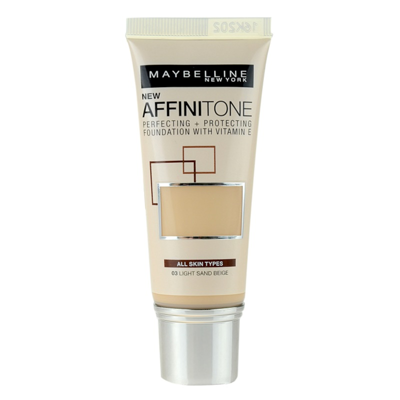 Maybelline Affinitone make up hidratant culoare 03 Light Sand Beige 30 ml thumbnail