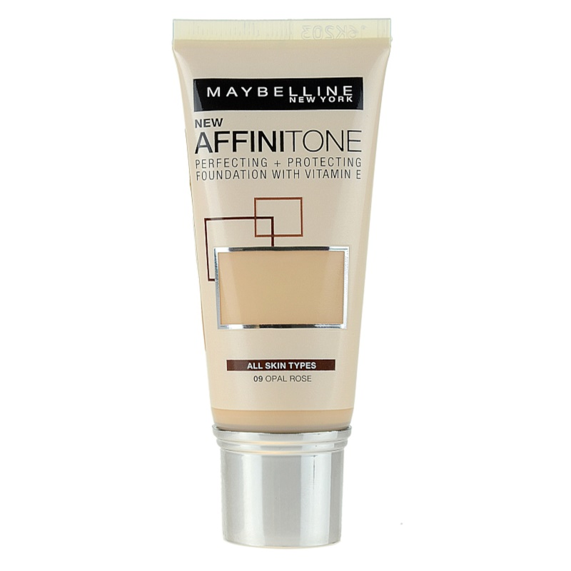Maybelline Affinitone make up hidratant culoare 09 Opal Rose 30 ml thumbnail