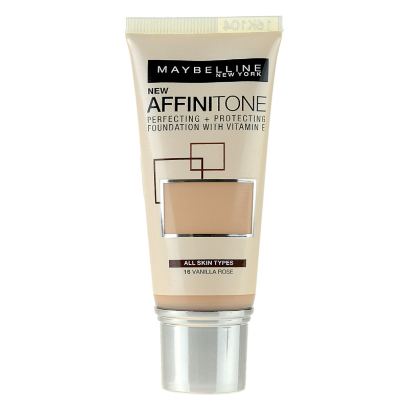 Maybelline Affinitone make up hidratant culoare 16 Vanilla Rose 30 ml thumbnail