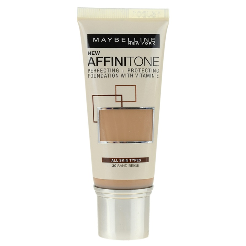 Maybelline Affinitone make up hidratant culoare 30 Sand Beige 30 ml thumbnail
