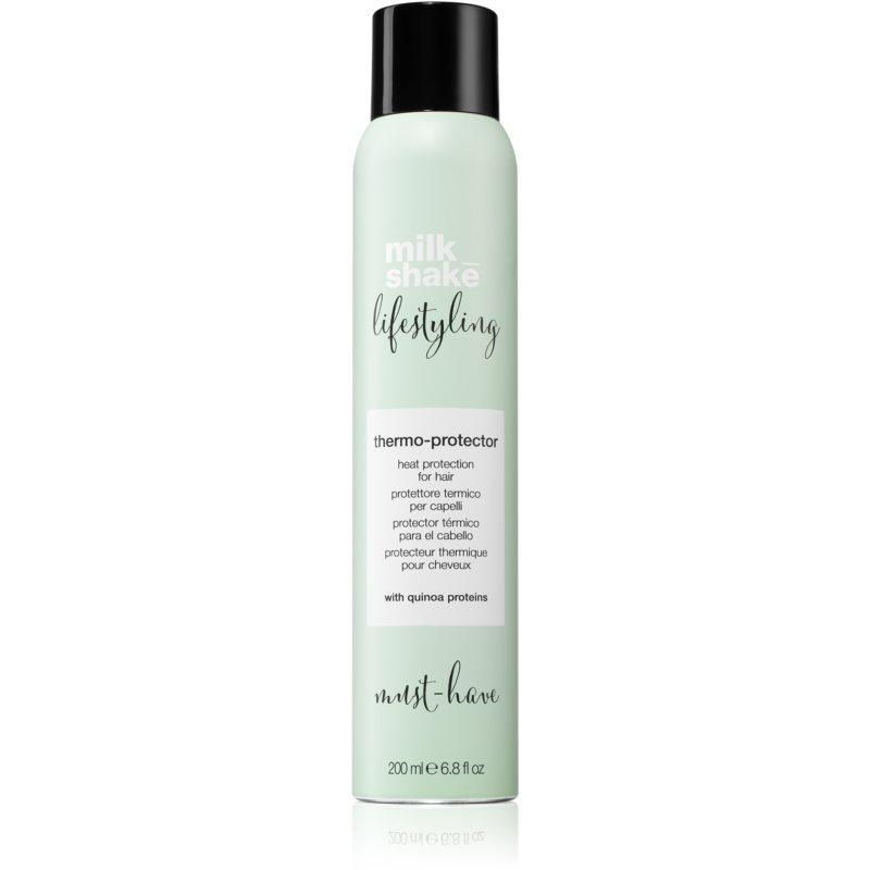 Milk Shake Lifestyling spray termo-protetor para placa ou modelador para todos os tipos de cabelos 200 ml