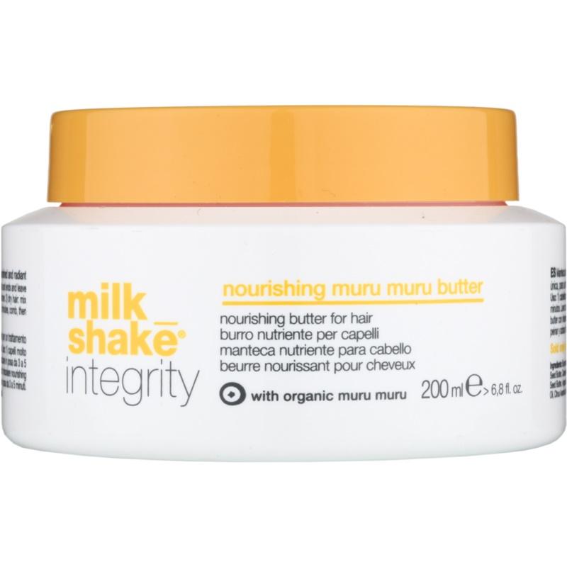 Milk Shake Integrity manteiga profundamente nutritiva para cabelo seco a danificado 200 ml
