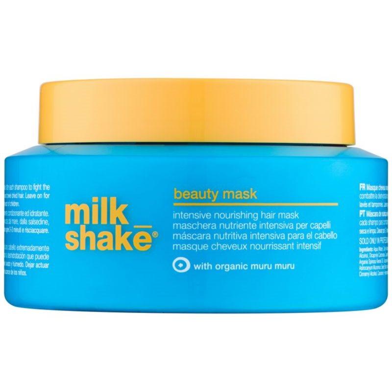 Milk Shake Sun & More intenzivně hydratační a vyživující maska pro vlasy namáhané chlórem, sluncem a slanou vodou
