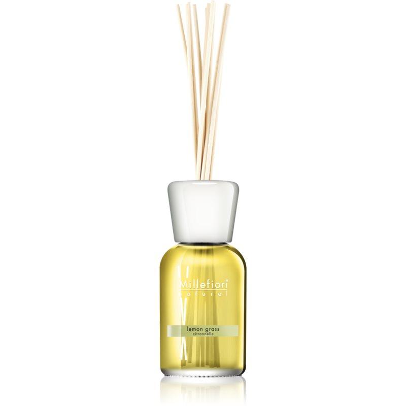 Millefiori Natural Lemon Grass aroma difuzér s náplní 500 ml