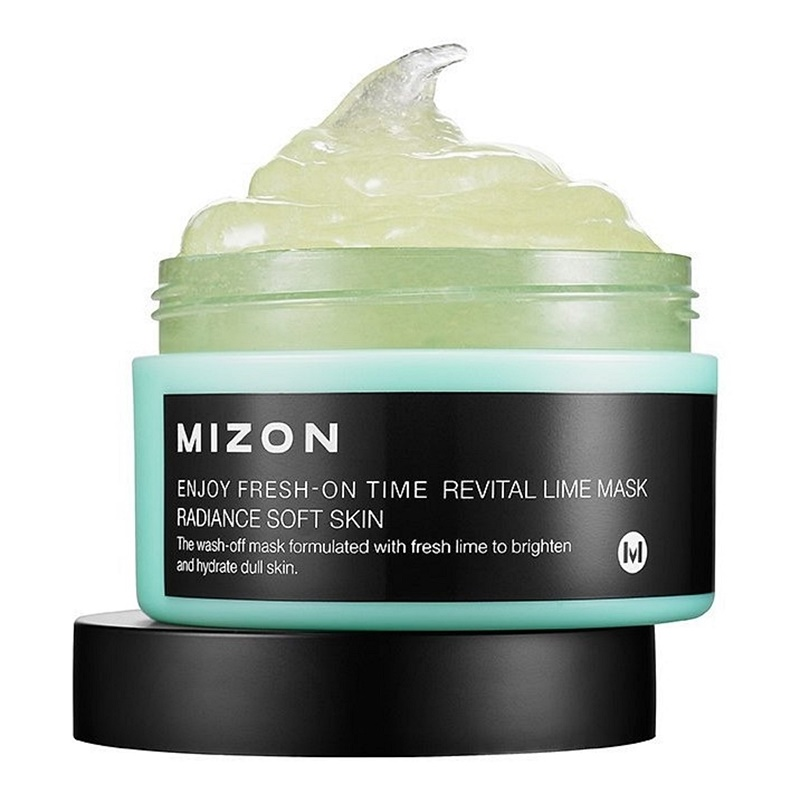 Mizon Enjoy Fresh-On Time Revital Lime Mask