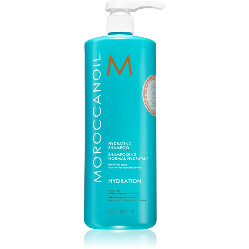 Moroccanoil Hydration shampoing hydratant � l'huile d'argan 1000 ml