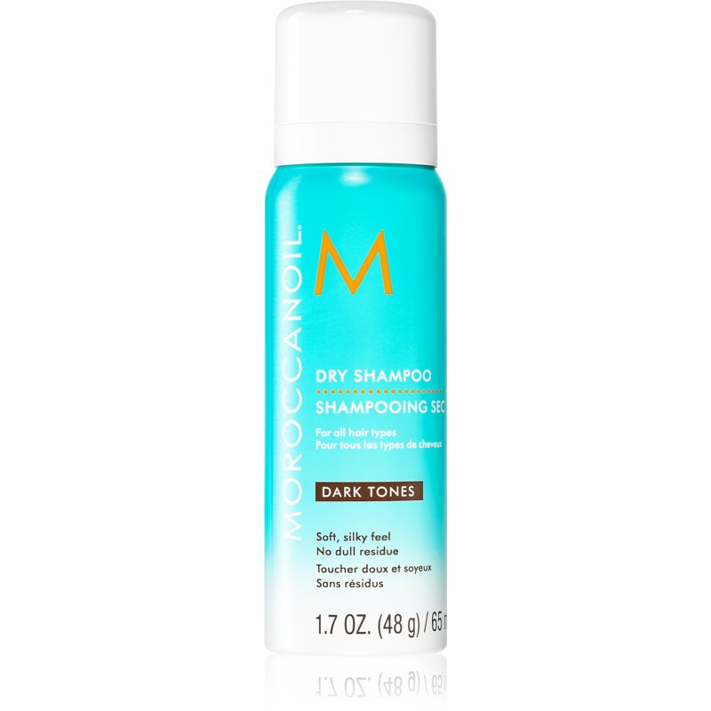 Moroccanoil Dry Dry Shampoo for dark hair 65 ml thumbnail