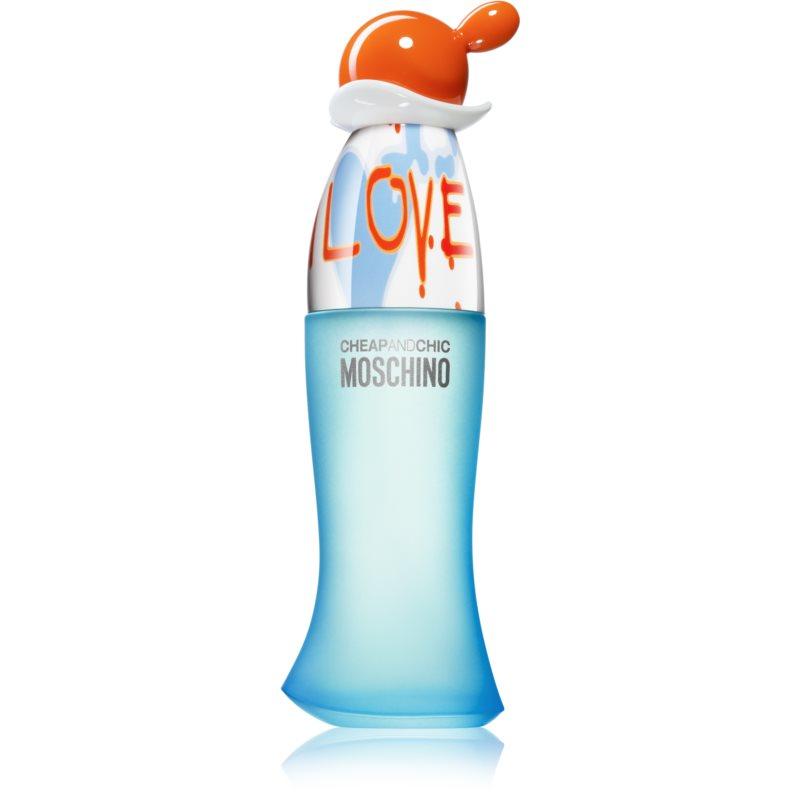 Moschino I Love Love eau de toilette hölgyeknek 50 ml