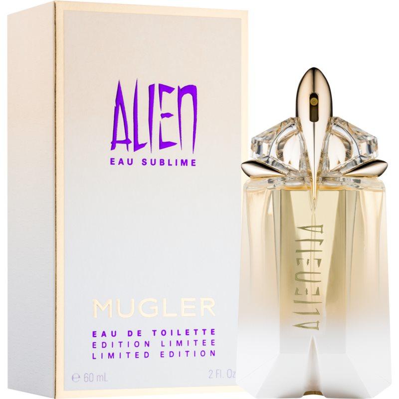 Mugler Alien Eau Sublime eau de toilette para mujer 60 ml