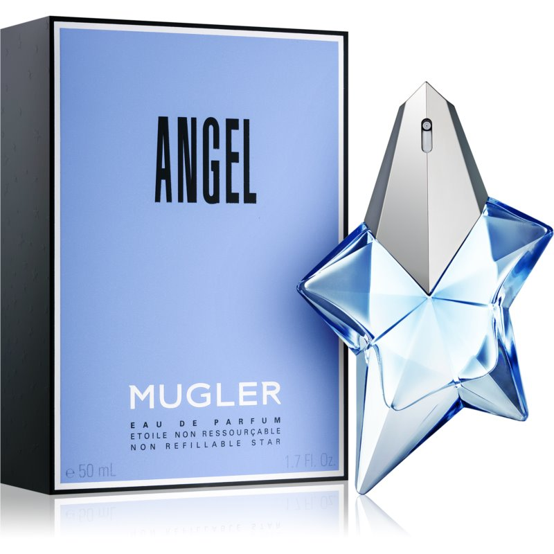 Mugler Angel eau de parfum para mujer 50 ml